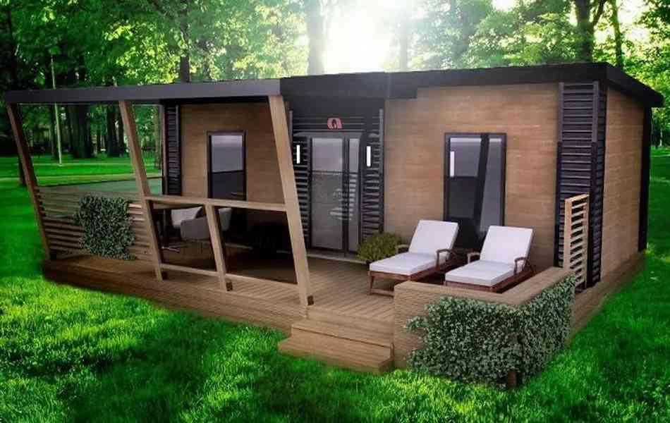 Отличный вариант временного жилья: передвижные дома-бытовки