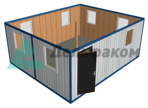 Блок-контейнер МК-02