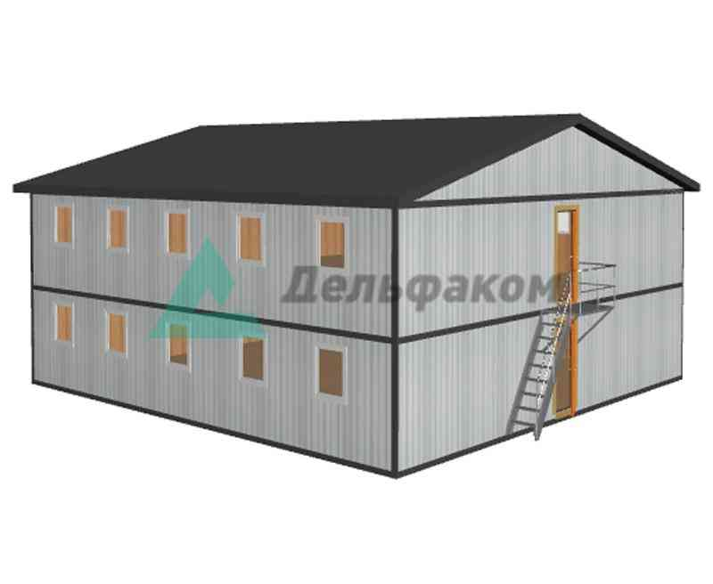 Блок модуль МК-20